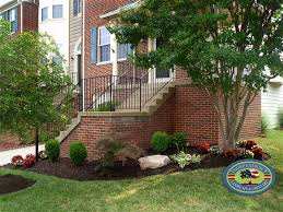 Townhouse Backyard Landscaping Ideas Patio Design Galleries Independence Landscape U0026 Lawn Care