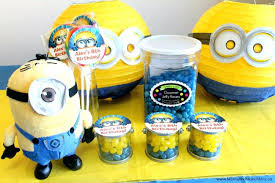 minions party supplies photos minion party favors party decor