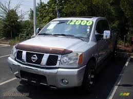nissan titan trucks for sale 2004 nissan titan se crew cab in radiant silver 500833 truck n