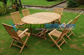 Folding Outdoor Table And Chair Sets Teak Folding Chair Best Seller Of Teak Garden Furniture By