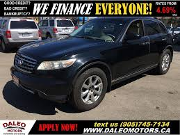 used 2007 infiniti fx35 for sale hamilton on
