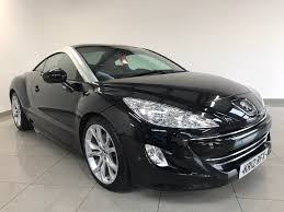 peugeot coupe rcz used peugeot rcz coupe 2 0 hdi gt 2dr in middlesbrough cleveland