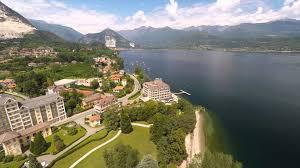 hotel splendid on lake maggiore italy youtube