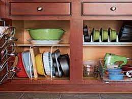 Organize Kitchen Cabinet Attach Cork To The Interior Of Cabinets For Recipes How To