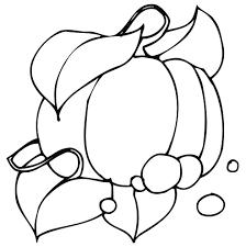 pumpkin coloring sheet for free pixelpictart com