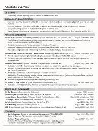 Resume Educational Background Format Wwwisabellelancrayus Stunning Resume Example Executive Or Ceo