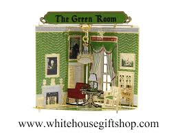 rooms of the white house collection the green room from the