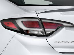 image 2016 hyundai sonata hybrid 4 door sedan se tail light size