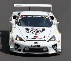 lexus sports car racing image lexus lfa race car at the nurburgring size 1024 x 881