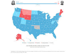 2016 Election Map How Many Millennials Voted For Hillary Clinton In 2016 Popsugar