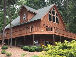 modern cabin beautiful views of lake keowee vrbo