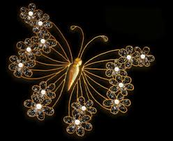 wallpapers of glitter butterflies glitter animated gif group 55