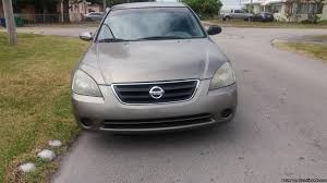 nissan altima coupe for sale florida nissan altima coupe in miami fl for sale used cars on