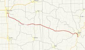 Iowa State University Map Iowa Highway 56 Wikipedia