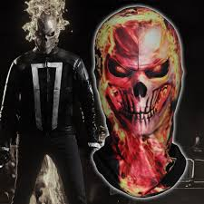 how to make a cod ghost mask online buy wholesale ghost rider mask from china ghost rider mask