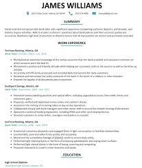 resume skills for bank teller qualified bank teller resume sample