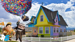 5 real houses inspired by cartoons random 5 youtube