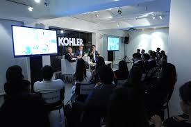 kitchen and bathroom design trends talk in hong kong u2013 kohler