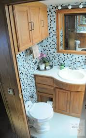 bathroom terrific motorhome with bathtub 10 one of the firsts