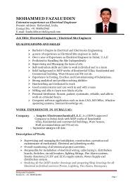 electrical engineering jobs in dubai companies contacts b tech electrical engineer cv