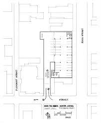 parking garage design standards