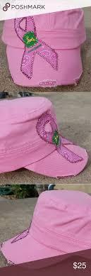 deere ribbon new 1 of a pink deere ribbon bling cap nwt cap d agde