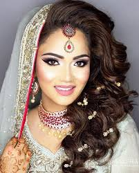 bollywood hair cuts for high forehead 32 best bridal hair images on pinterest bridal hairstyles
