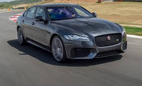 jaguar xf o lexus is 2016 jaguar xf first drive u2013 review u2013 car and driver