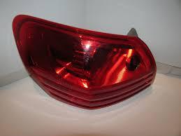 nissan rogue engine light 08 15 nissan rogue driver left tail light lamp oem 4796