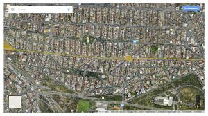 Google Maps Mexico Df by