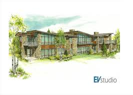 splendor and livability u2013 luxury custom mountain home u2014 evstudio
