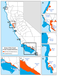Map Of Mexico Coast by New Statewide Advisory Provides First Safe Eating Advice For Fish