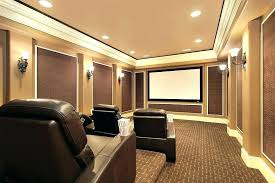 home theatre decor home theatre decor ideas small room movie plosweak site