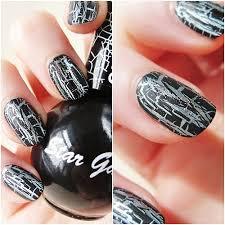 stargazer crackle nail polish u003d converted makeup savvy makeup