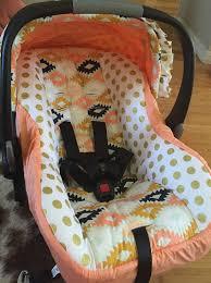 housse de siege auto personnalisé bébé personnalisé siège de voiture couvertures 4 pc ensemble