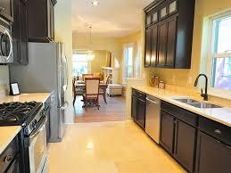 Very Small Galley Kitchen Ideas Galley Kitchen Knock Through