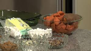 thanksgiving candied yam recipe southern candied yams vegan man style conscious living tv
