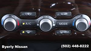 nissan pathfinder 2014 youtube how to use the climate controls on your 2014 nissan pathfinder