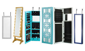 Kids Jewelry Armoire Closeout Jewelry Armoires Groupon