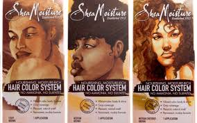 color me natural sheamoisture new hair color system ebony