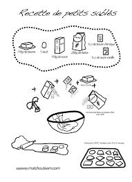 recette de cuisine a imprimer résultat de recherche d images pour recette de petits sablés