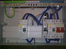 how to install a 17th edition consumer unit
