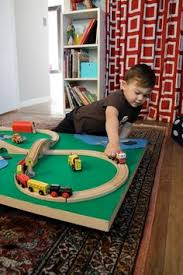 Kidkraft Train Table Natural 17851 Train Table Top Train Table House And Playrooms