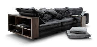 Esszimmer Couch M El Tommy M Al Jazar Xl Premium Sofa In Naturleder Couch Mit