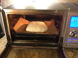 Toaster Oven Cake Recipes My Everyday Bread In The Cuisinart Combo Steam And Convection Oven