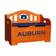auburn toy box bench