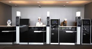 at japan u0027s u0027weird u0027 hotel robots replace human workers motherboard