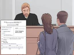 Maiden Name On Resume 3 Ways To Change Your Name In Montana Wikihow