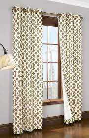 Burgundy Curtain Panels Trellis Insulated Grommet Top Curtains Thermal Drapes Trellis
