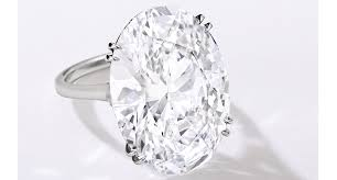 selling engagement ring 27 carat fails to sell at sotheby s ny